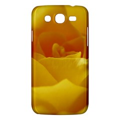 Yellow Rose Samsung Galaxy Mega 5.8 I9152 Hardshell Case