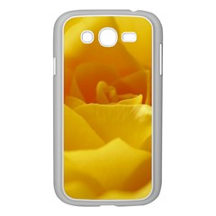 Yellow Rose Samsung Galaxy Grand DUOS I9082 Case (White)