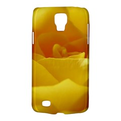 Yellow Rose Samsung Galaxy S4 Active (I9295) Hardshell Case