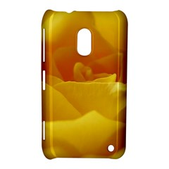 Yellow Rose Nokia Lumia 620 Hardshell Case