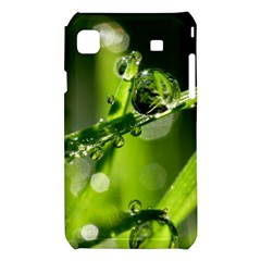 Waterdrops Samsung Galaxy S i9008 Hardshell Case