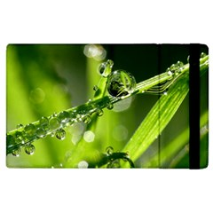Waterdrops Apple iPad 3/4 Flip Case