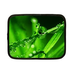 Waterdrops Netbook Case (small)