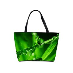 Waterdrops Large Shoulder Bag
