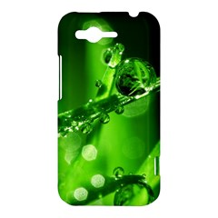 Waterdrops HTC Rhyme Hardshell Case