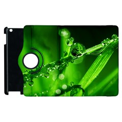 Waterdrops Apple iPad 3/4 Flip 360 Case