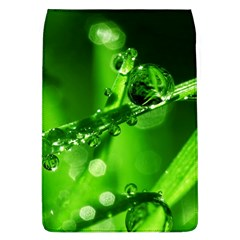 Waterdrops Removable Flap Cover (Large)