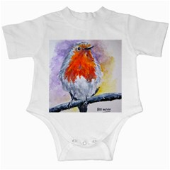 Robin Red Breast Infant Bodysuit