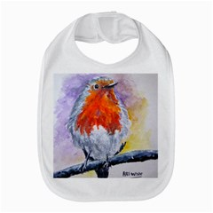 Robin Red Breast Bib