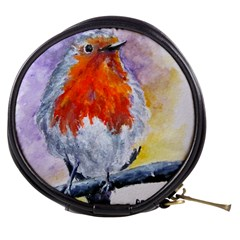 Robin Red Breast Mini Makeup Case