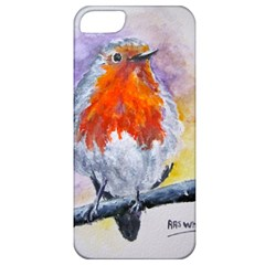 Robin Red Breast Apple iPhone 5 Classic Hardshell Case