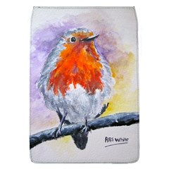 Robin Red Breast Removable Flap Cover (large)