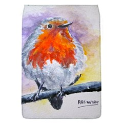 Robin Red Breast Removable Flap Cover (Small)