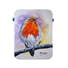Robin Red Breast Apple iPad 2/3/4 Protective Soft Case
