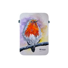 Robin Red Breast Apple iPad Mini Protective Soft Case