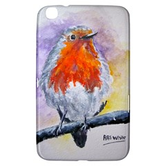 Robin Red Breast Samsung Galaxy Tab 3 (8 ) T3100 Hardshell Case
