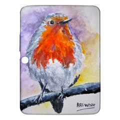 Robin Red Breast Samsung Galaxy Tab 3 (10.1 ) P5200 Hardshell Case