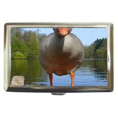 Geese Cigarette Money Case