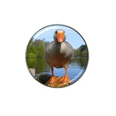 Geese Golf Ball Marker (for Hat Clip)