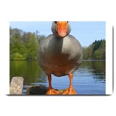 Geese Large Door Mat