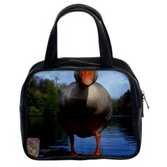 Geese Classic Handbag (Two Sides)