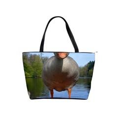 Geese Large Shoulder Bag