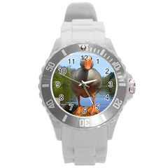 Geese Plastic Sport Watch (large)