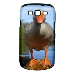 Geese Samsung Galaxy S Iii Classic Hardshell Case (pc+silicone)