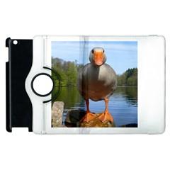 Geese Apple iPad 2 Flip 360 Case