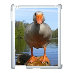 Geese Apple iPad 3/4 Case (White)