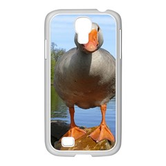 Geese Samsung GALAXY S4 I9500/ I9505 Case (White)