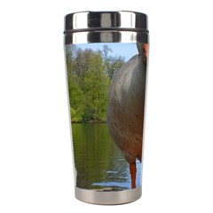 Geese Stainless Steel Travel Tumbler