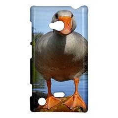 Geese Nokia Lumia 720 Hardshell Case