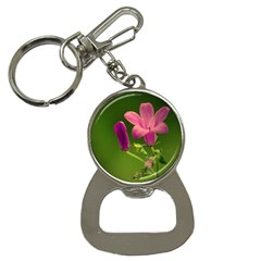 Campanula Close Up Bottle Opener Key Chain