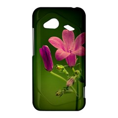Campanula Close Up HTC Droid Incredible 4G LTE Hardshell Case