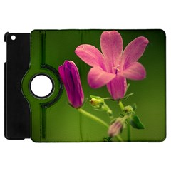 Campanula Close Up Apple iPad Mini Flip 360 Case