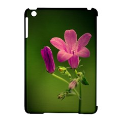 Campanula Close Up Apple iPad Mini Hardshell Case (Compatible with Smart Cover)