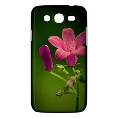 Campanula Close Up Samsung Galaxy Mega 5.8 I9152 Hardshell Case