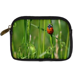 Ladybird Digital Camera Leather Case