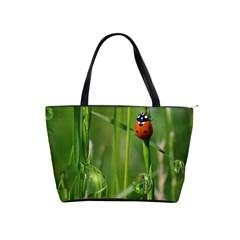 Ladybird Large Shoulder Bag