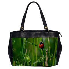Ladybird Oversize Office Handbag (one Side)