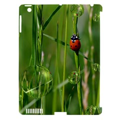 Ladybird Apple iPad 3/4 Hardshell Case (Compatible with Smart Cover)