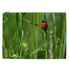 Ladybird Cosmetic Bag (XXL)