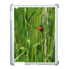 Ladybird Apple Ipad 3/4 Case (white)