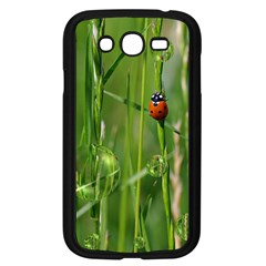 Ladybird Samsung Galaxy Grand DUOS I9082 Case (Black)