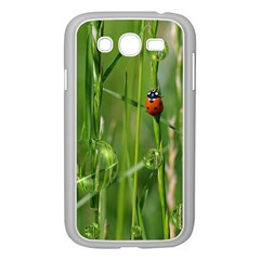 Ladybird Samsung Galaxy Grand Duos I9082 Case (white)