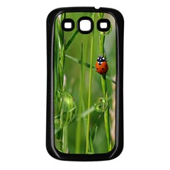 Ladybird Samsung Galaxy S3 Back Case (Black)