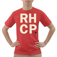 Red Hot Chili Peppers Mens' T-shirt (Colored)