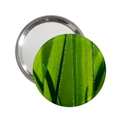 Grass Handbag Mirror (2.25 )