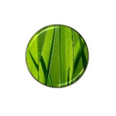 Grass Golf Ball Marker (for Hat Clip)